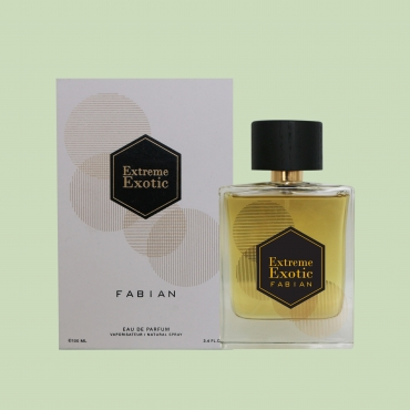 Fabian Extreme Exotic Edp 100ml Bottle Web1