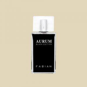 Fabian Aurum Black Edition Edp 80ml Bottle Web