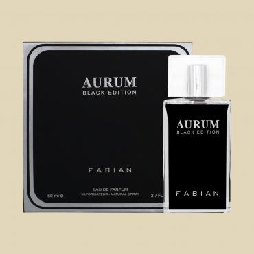 Fabian Aurum Black Edition Edp 80ml Bottle Web 1