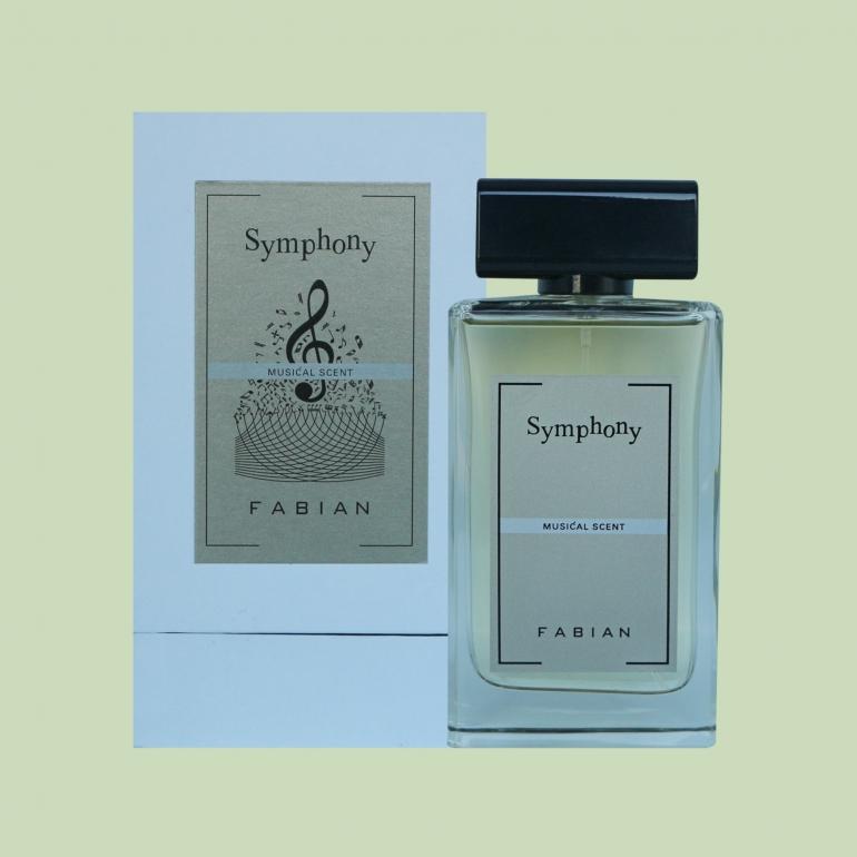 Fabian Symphony Edp 120ml Bottle Web With Box