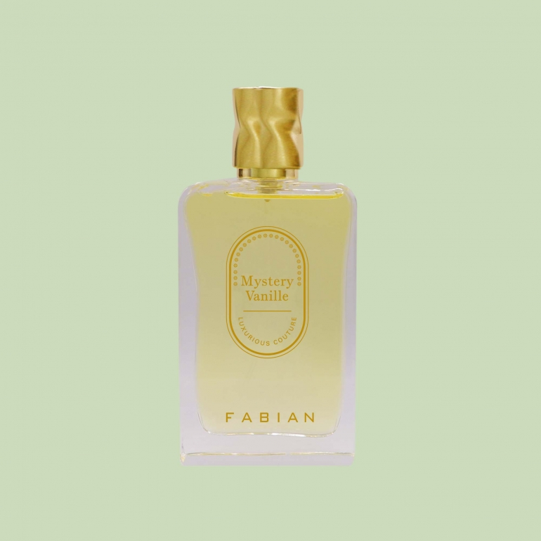 Fabian Mystery Vanille Edp 100ml Bottle Web