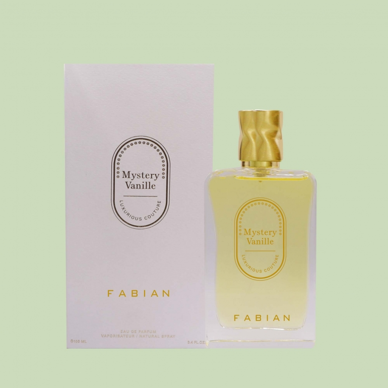 Fabian Mystery Vanille Edp 100ml Bottle With Box Web
