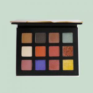 12 Color Eye Shadow