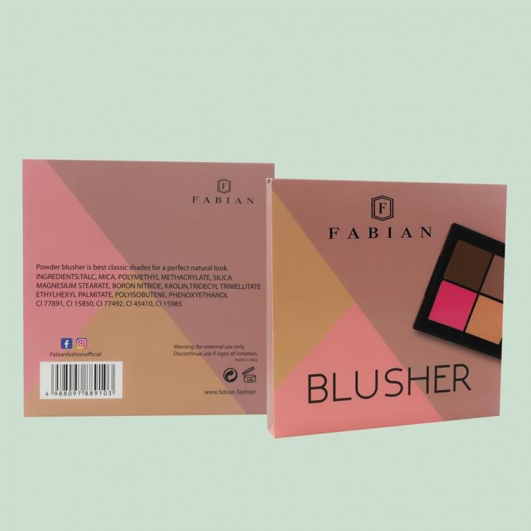 4 Color Blusher