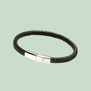 Coffee Blue Bracelet