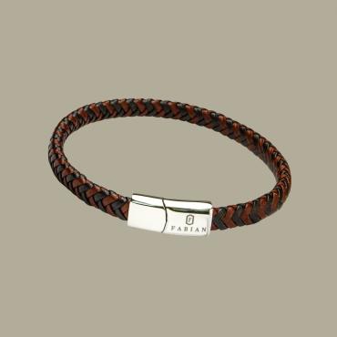 Dark Red Black Bracelet