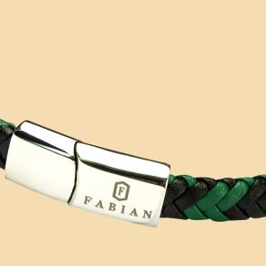 Green Black Bracelet