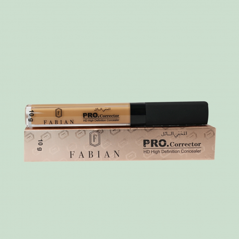 Hd Concealer Pro Corrector 01 Vanilla With Box