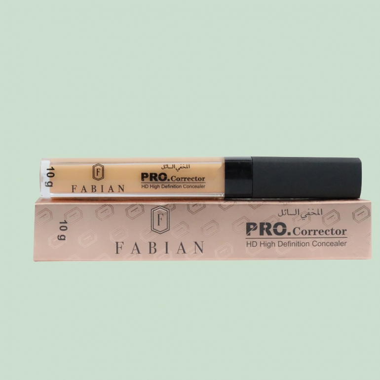 Hd Concealer Pro Corrector 03 Natural With Box