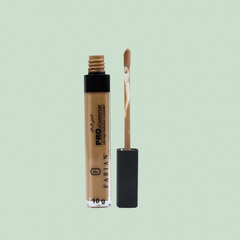 Hd Concealer Pro Corrector 04 Honey Inside