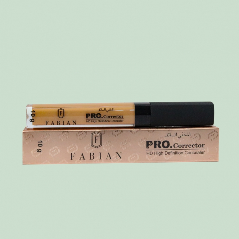 Hd Concealer Pro Corrector 04 Honey With Box