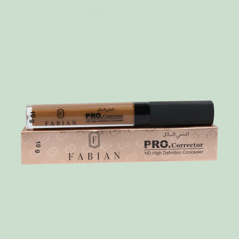 Hd Concealer Pro Corrector 06 Caramel With Box
