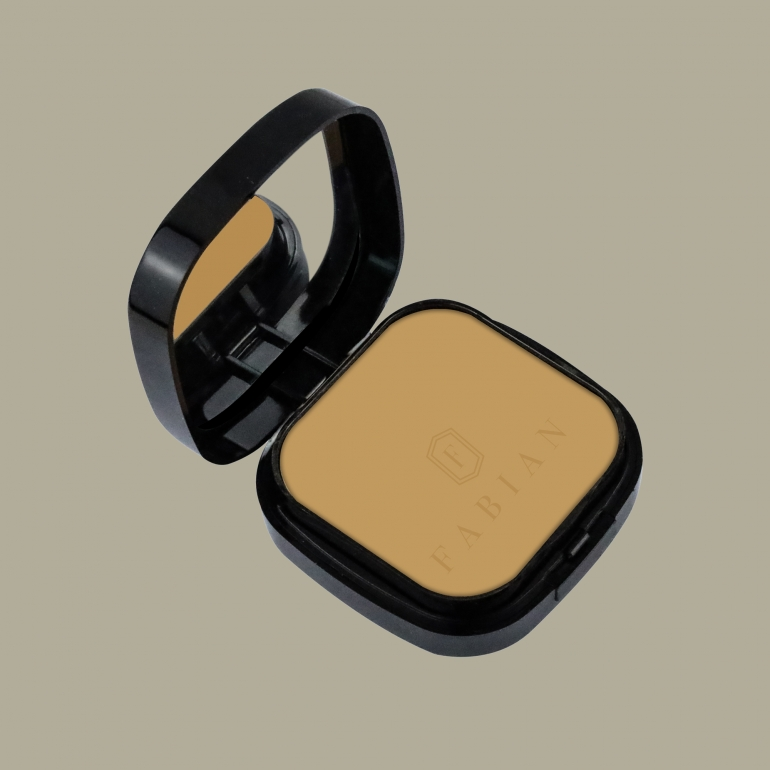 Matte Finish Compact Powder 04 Honey