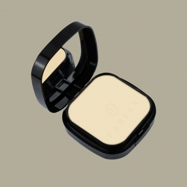 Matte Finish Compact Powder - 01 Sand