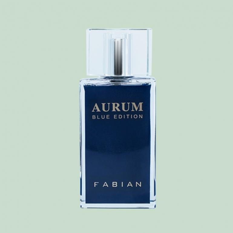 Fabian Aurum Blue Edition Edp 80ml 1
