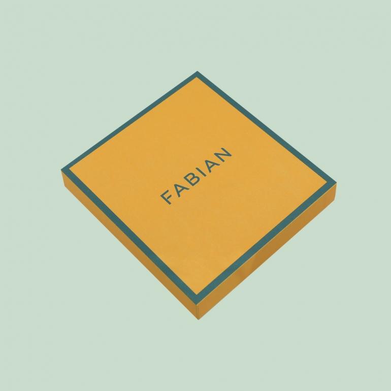 Fabian Leather Wallet Black - FMW-SLG7-B 5