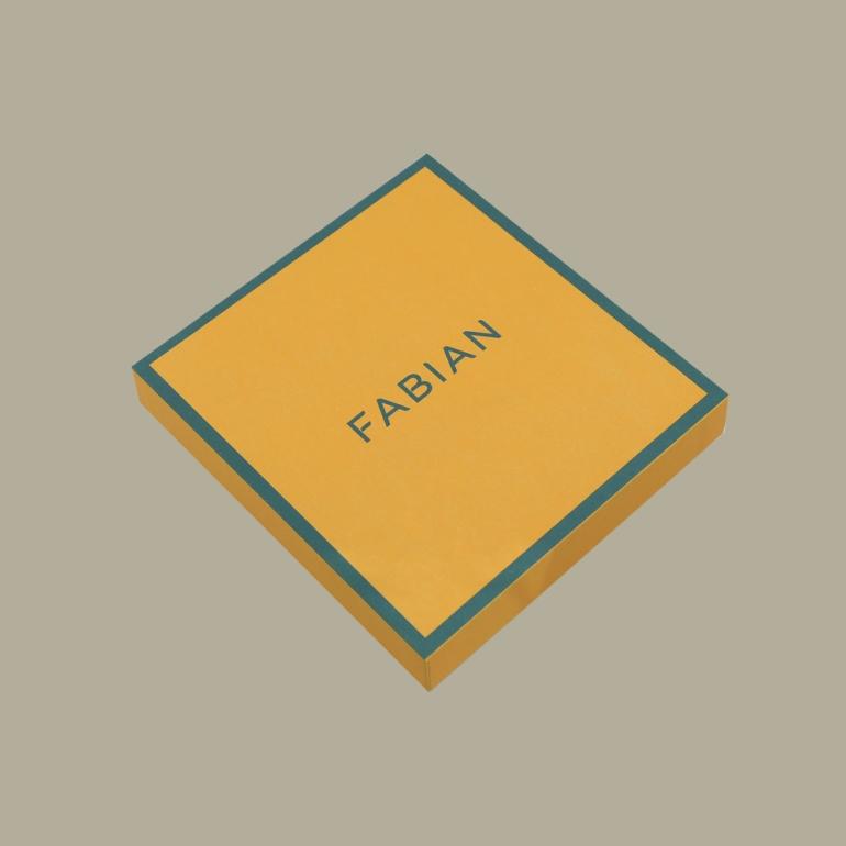 Fabian Leather Wallet Blue - FMW-SLG23-BL 5