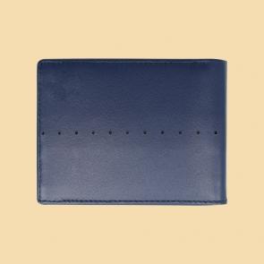 Fabian Leather Wallet Blue - FMW-SLG8-BL 2