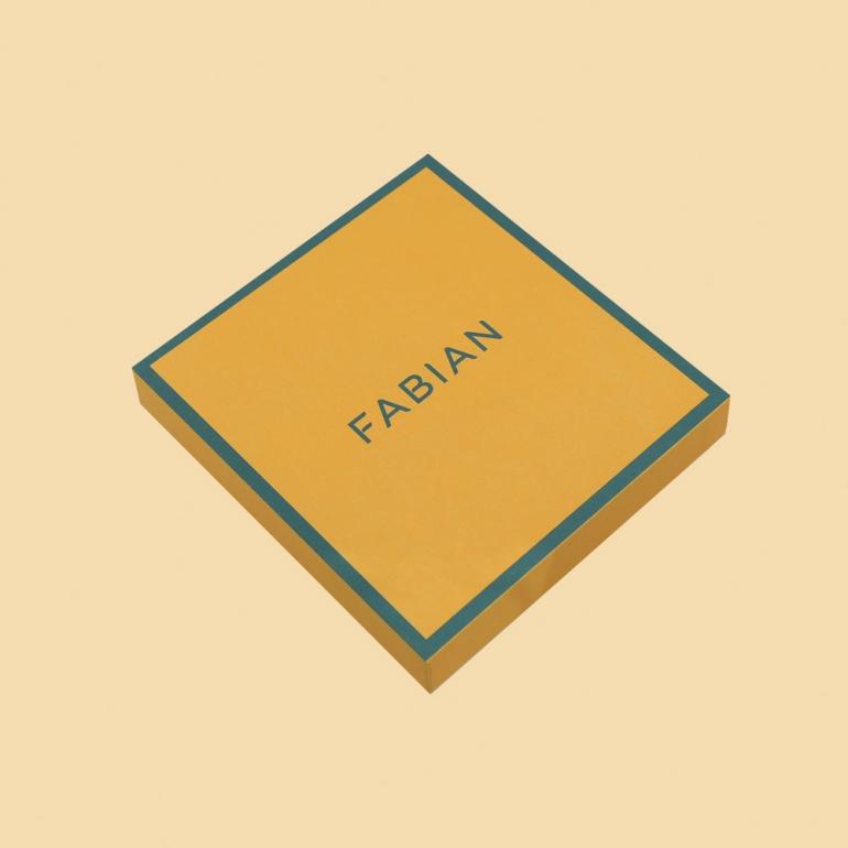 Fabian Leather Wallet Blue - FMW-SLG8-BL 5