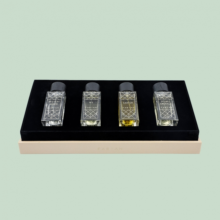 Fabian My Scents Collection 4pc Gift Set 50ml 3