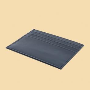 Fabian leather black card holder fmwc slg14 b back