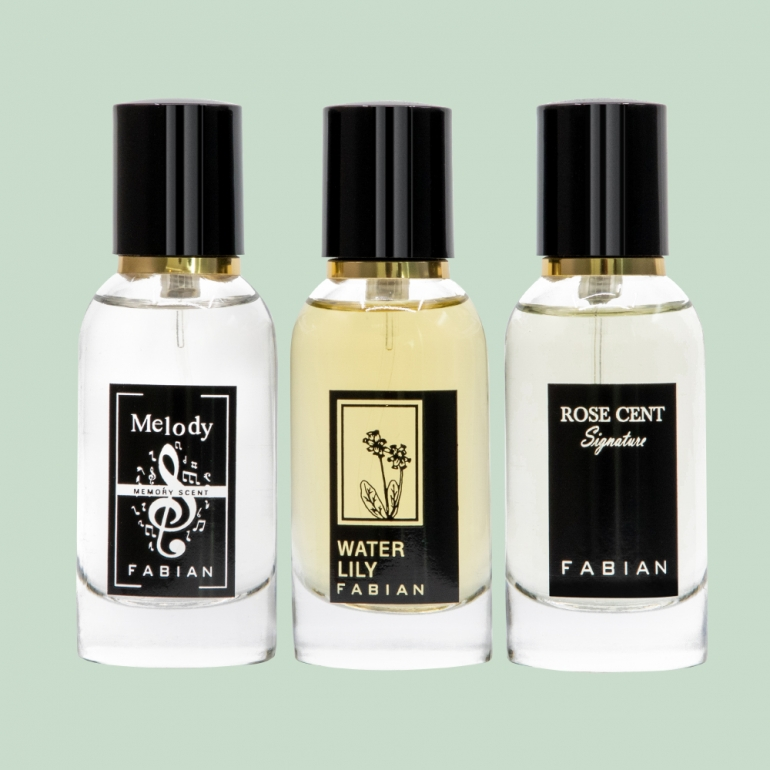 Fabian Collection 3Pcs Gift Set EDP 30ml Bottle