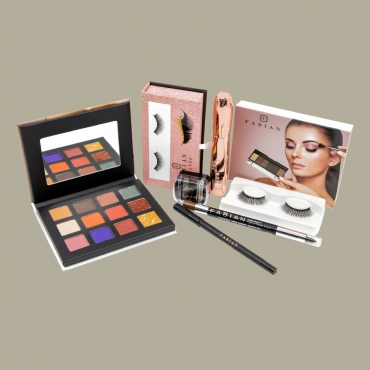Fabian Cosmetics Collection 6 pcs Tiffany