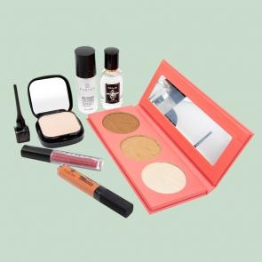 Fabian Cosmetics Collection 8 pcs Light Pink