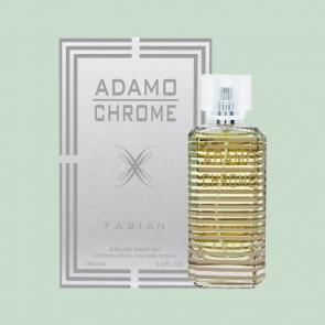 Fabian Adamo Chrome EDP 100ml Bottle With Box