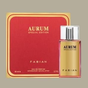 Fabian Aurum Special Edition EDP 80ml Bottle With Box