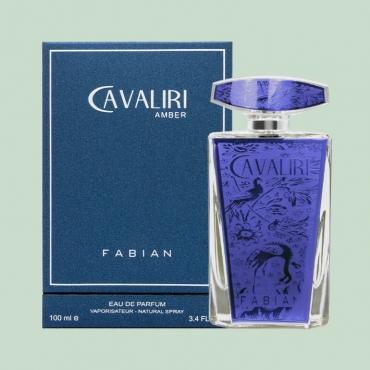 Fabian Cavaliri Amber EDP 100ml Bottle With Box
