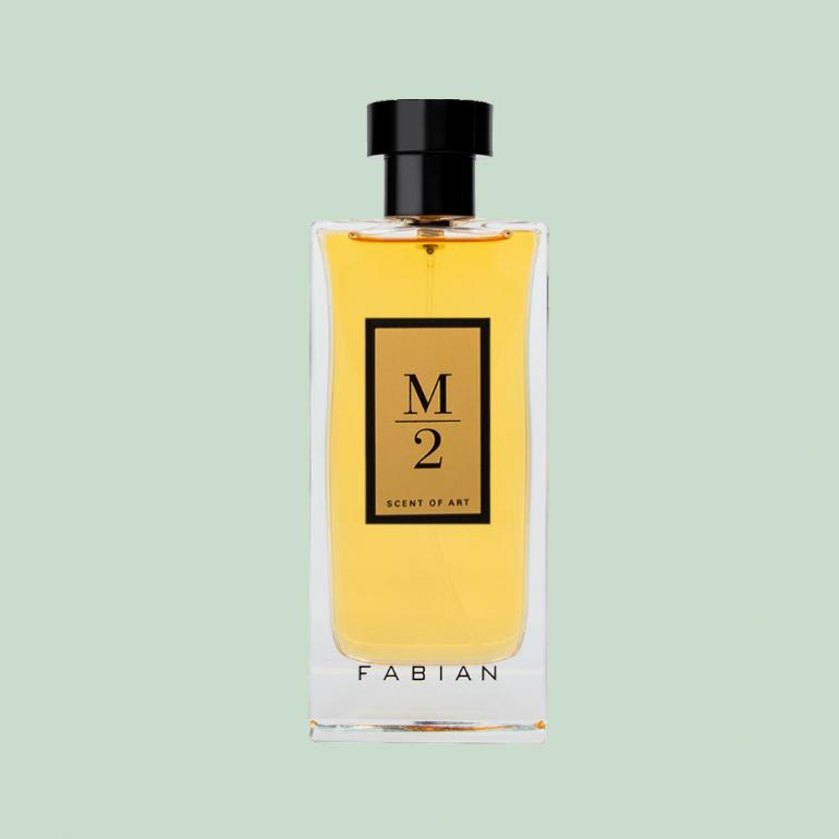 Fabian M2 Scent Of Art EDP 120ml Bottle