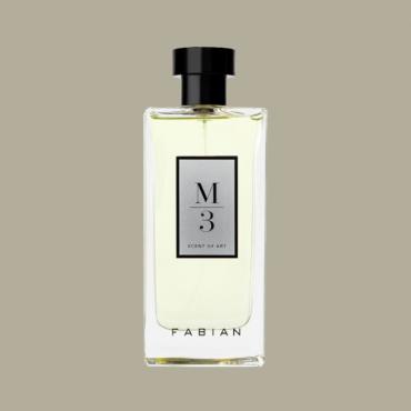 Fabian M3 Scent Of Art EDP 120ml Bottle