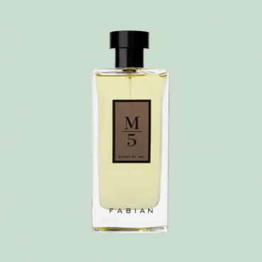 Fabian M5 Scent Of Art EDP 120ml Bottle
