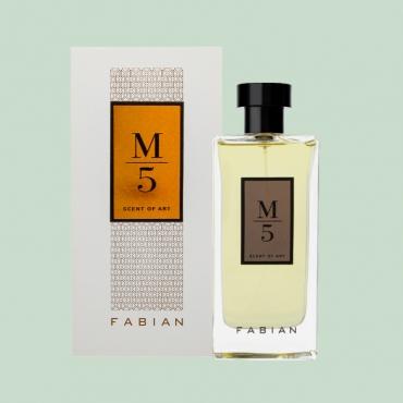 Fabian M5 Scent Of Art EDP 120ml Bottle With Box
