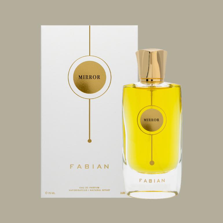 Fabian Mirror EDP 75ml Bottle With Box