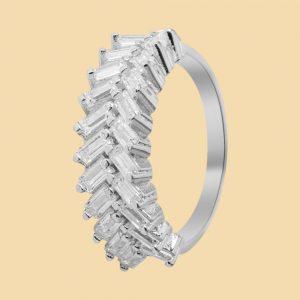 Fabian Ladies Ring CG20R3898S, Diameter: 16.1mm Image 02