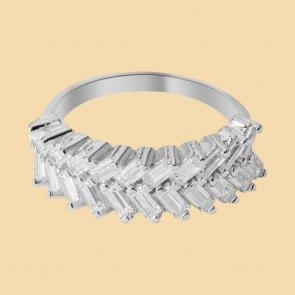 Fabian Ladies Ring CG20R3898S, Diameter: 16.1mm Image 01